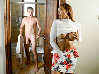 blackvalleygirls harley dean - Pure Interracial Bliss