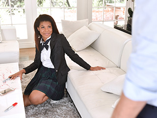blackvalleygirls zoey reyes - Ebony Princess Gets Elected