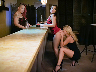 dyked gabriella paltrova and india summer - Last Call For Labia Licking