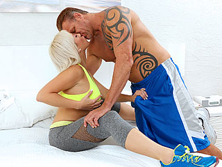 therealworkout cristi ann - Private Workout Lesson