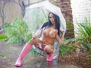 tittyattack victoria june2 - Rain, Rain, Hoe Away