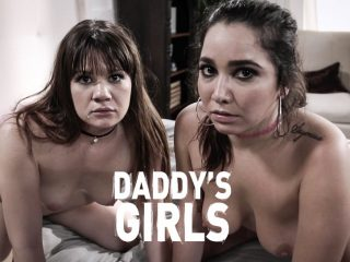 Alison Rey Ryan McLane Karlee Grey Daddy's Girls
