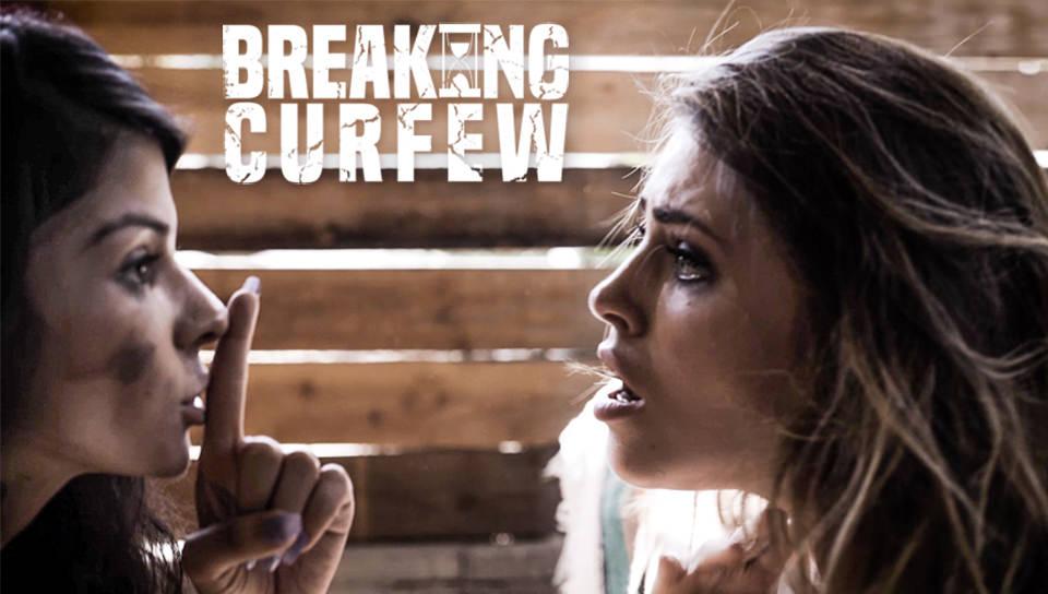 Starring Adriana Chechik, Sadie Pop, Seth Gamble Breaking Curfew
