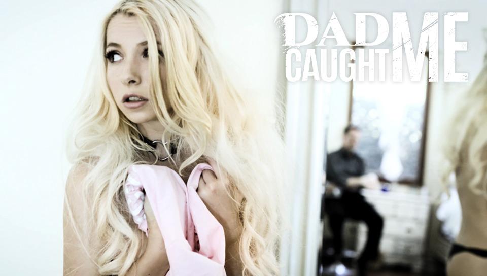 Dad Caught Me, Scene #01
