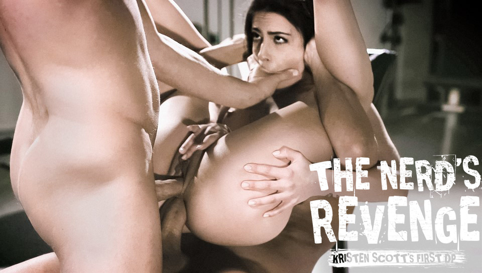 Kristen Scott The Nerd's Revenge