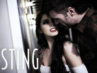 Gina Valentina, Michael Vegas, Charles Dera The Sting