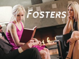 India Summer, Elsa Jean, Charles Dera The Fosters
