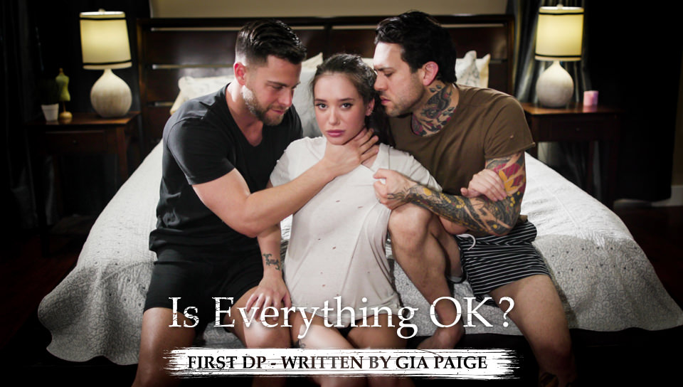 Gia Paige Is Everything OK?