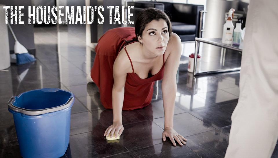 Valentina Nappi Charles Dera The Housemaid's Tale