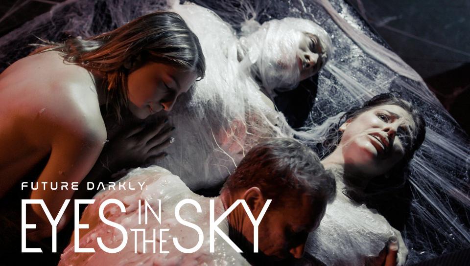 Adriana Chechik Future Darkly: Eyes In The Sky