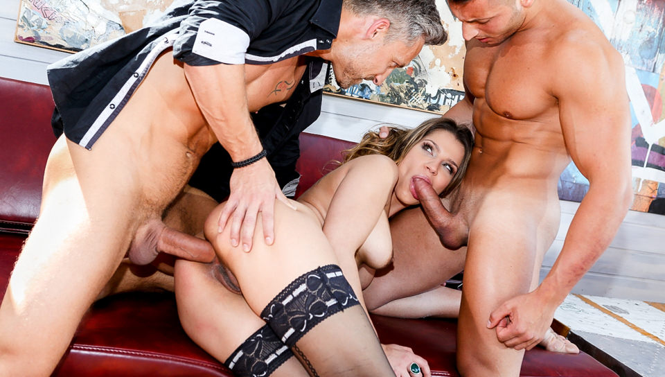 Rocco Siffredi Dirty Girls #05, Scene #04