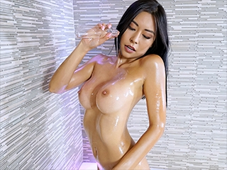 Honey Moon Asian Rack Attack
