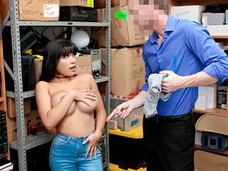 Aryana Amatista Big Tits Latina Fucked