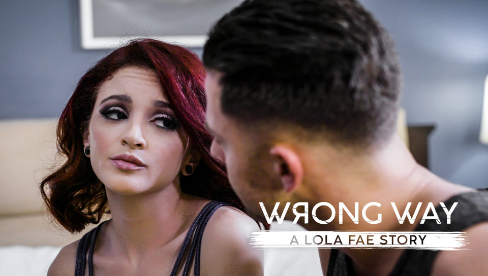 Wrong Way: A Lola Fae Story, Scene #01
