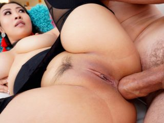 Asian Anal MILF Sharon: Squirt, Facial