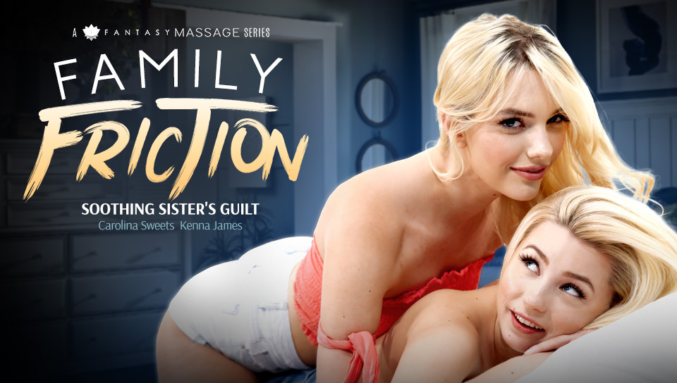 Family Friction 2 - Soothing Sister's Guilt
