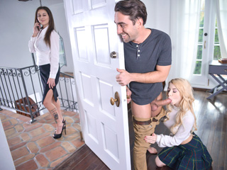 familystrokes kenzie reeves - Lending Out Her Labia