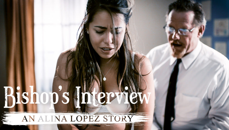 Bishop's Interview: An Alina Lopez Story, Scene #01