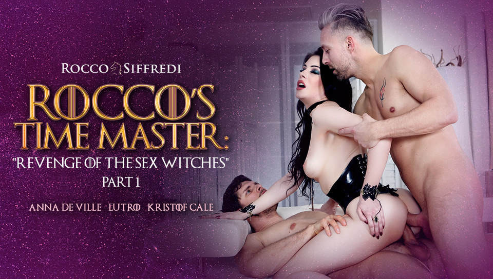 Rocco's Time Master : Revenge of the Sex Witches