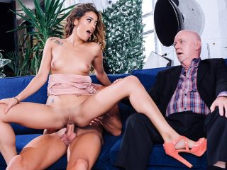 Penelope Cum's Husband Likes to Watch Her Get Fucked