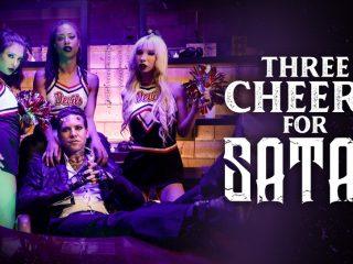 Three Cheers For Satan - Kenzie, Jane, Kira, Small Hands