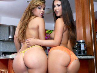 superbig 322 320x240 - Lesbians With Big Butts!