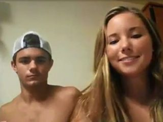 Hot Couple on Webcam