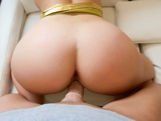 ba68 320x240 - Blonde Bombshell Britney seduces a big cock in a pov scene