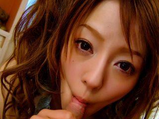jpteen335 4 320x240 - Sweet Asian cutie gives a POV blowjob