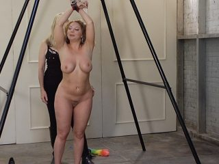 kd24 320x240 - Kiki Daire gets tickled until she almost pees herself