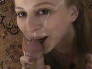 m50 - Really hot girlfriend gives oral job to new lover