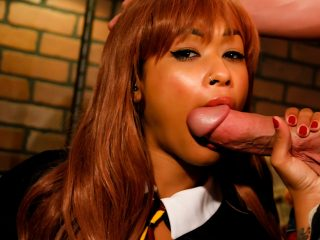 sd57 320x240 - Skin dressed as Harry Potter gets fucked hard