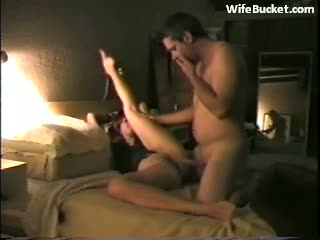 smb wb dp with hubby and a big toy - Found My Wife Cheating On Me