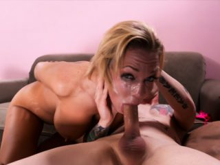 thefacefuckhour12 320x240 - Busty slut gets her throat fucked hard