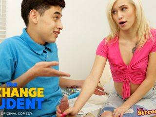 The Exchange Student Hands On Anatomy - S2:E4