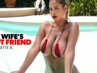 Bridgette B. fucks her best friend's Husband