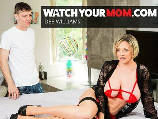 Hot Mom Dee Williams gets fucked by young cock