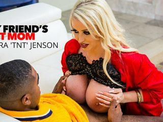 Alura TNT Jenson fucks black dick