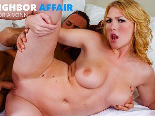 Victoria Vonn fucks her neighbor