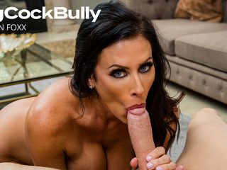 Reagan Foxx gets suckered into sex by son's bully