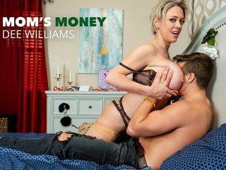 Dee Williams fucks young cock