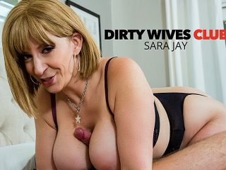 Sara Jay plays dirty
