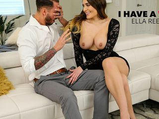 Ella Reese fucks married man while his wife is away