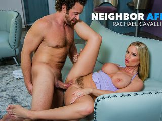 Rachael Cavalli wants her neighbor's big cock