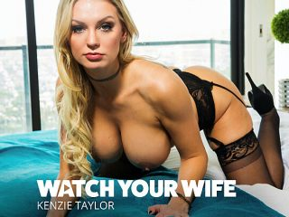 Kenzie Taylor gets fucked as husband watches