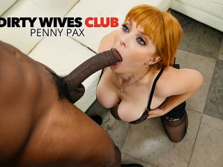 Driver gets lucky when he takes Penny Pax home since her husband is out of town