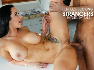 Jayden Jaymes brings stranger home for a afternoon fuck session