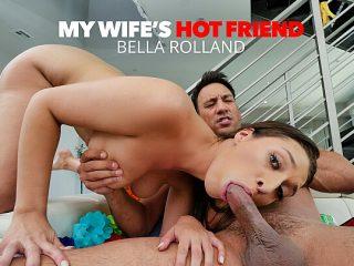 Bella Rolland fucks her friend's husband