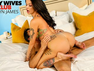Joslyn James needs service from the Handy Man
