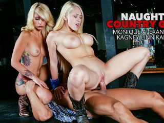 720x405c 738 320x240 - Naughty Country Girls Kagney Linn Karter and Monique Alexander get fucked